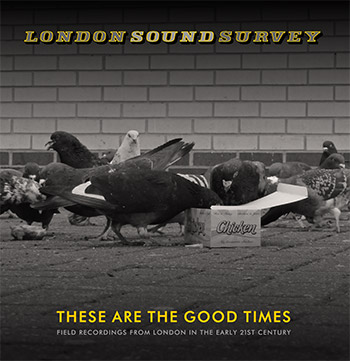 Cover of 'These Are The Good Times' vinyl LP