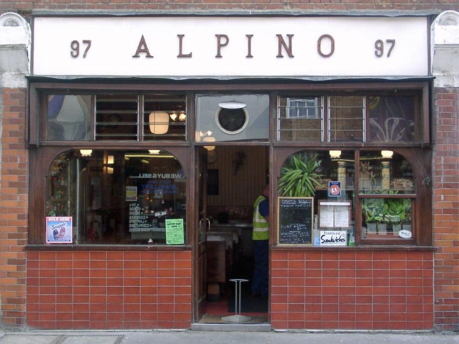 Alpino, Chapel Market