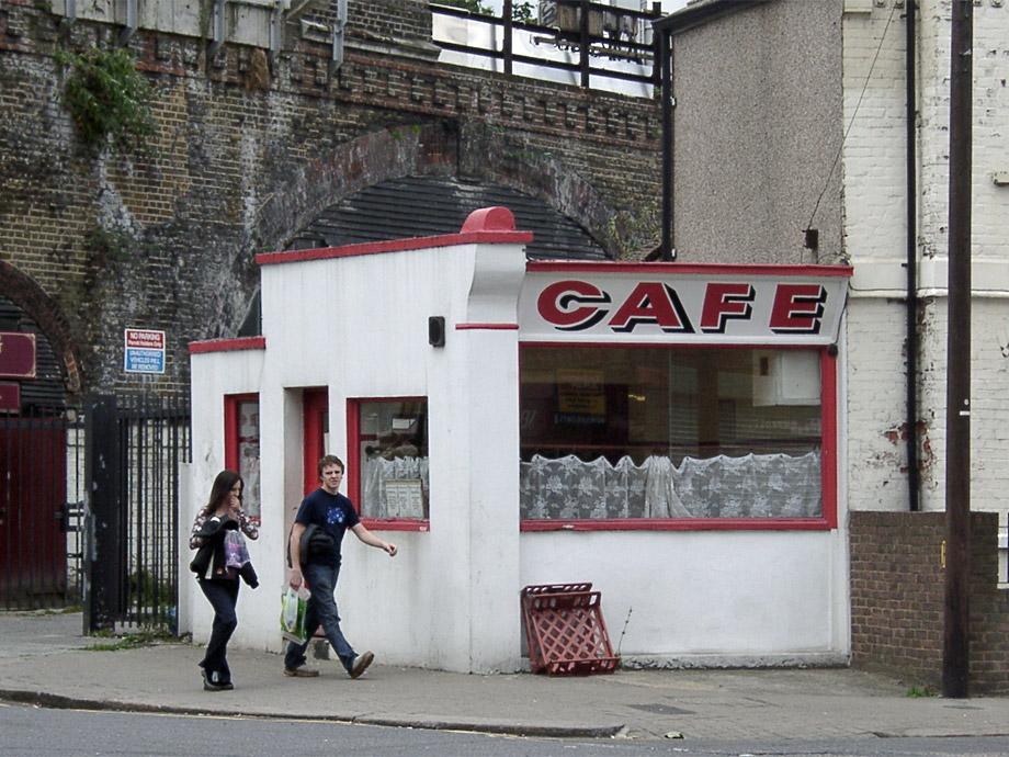 The Cafe, Putney