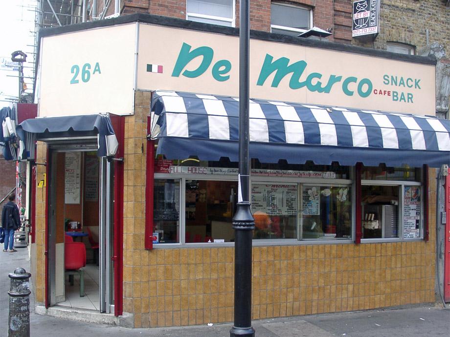 De Marco's, Chapel Market