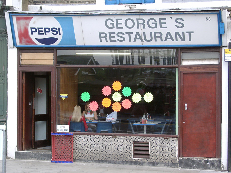 George's, Kings Cross
