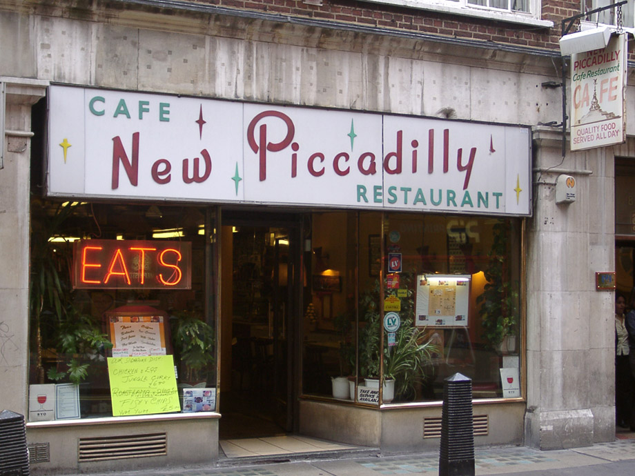 The New Piccadilly, Soho