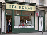 Tea Rooms, Holborn