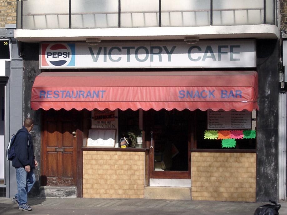 Victory Cafe, Eversholt Street