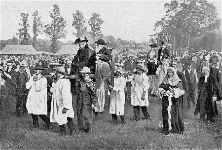 Dunmow Flitch Trial of 1905