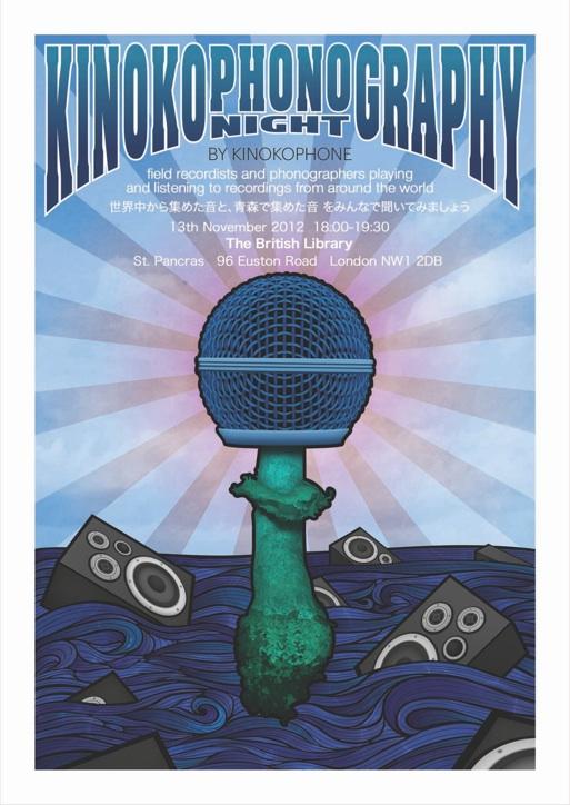 Kinokophonography poster