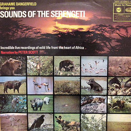 Sounds of the Serengeti, LP from 1970