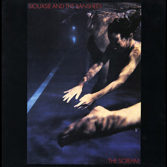 Cover of the first Siouxsie and the Banshees album